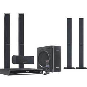 Photo of PANASONIC SCPT870 HOME THEATRE SYSTEM Home Cinema System