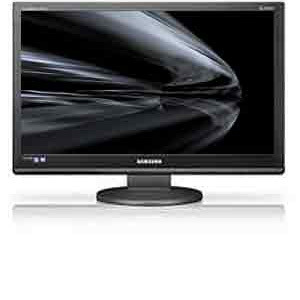 Photo of SAMSUNG SYNCMASTER 2494HS BLACK 24 INCH LCD MONITOR Monitor
