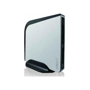Photo of LiteOn 8X Slim Ext. USB2 DVDRW (White) Computer Component