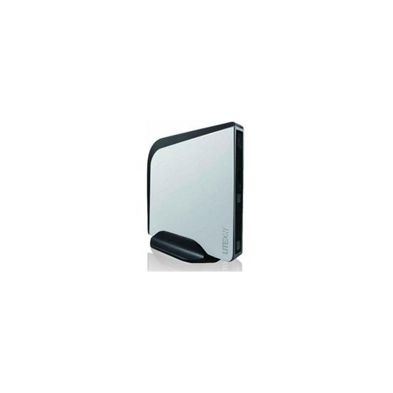 LiteOn 8x Slim Ext. USB2 DVDRW (White)