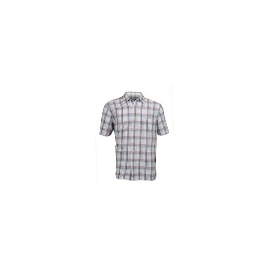 Timberland short sleeved linen mix shirt - lavender