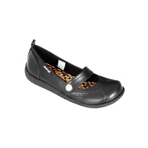 Photo of Rocket Dog Hurray Buckle Shoe Black Shoes Woman