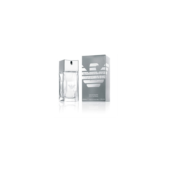 Armani Diamonds EDT 50ml - Mens