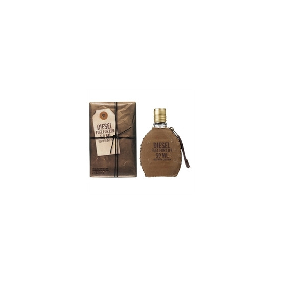 Diesel Fuel for Life EDT 50ml - Men's