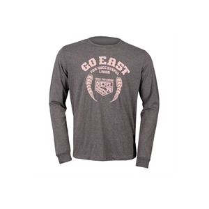 Photo of Diesel Zinaida  Long Sleeve Tshirt Grey T Shirts Man