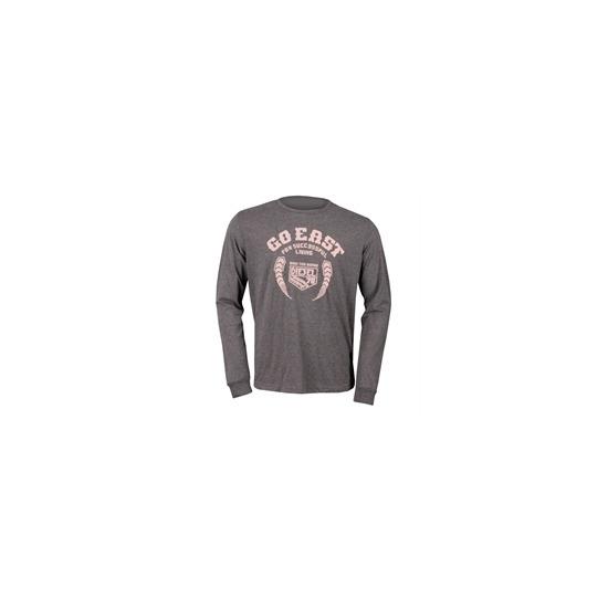 Diesel Zinaida  Long Sleeve Tshirt grey