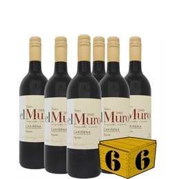 El Muro Tinto 2008 Red Spanish Wine Reviews