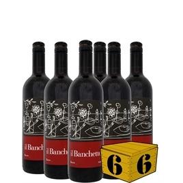 Il Banchetto Rosso 2008 Red Italian Wine Reviews