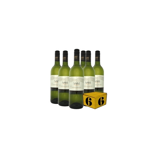 Saam Mountain CB 2008 White South African Wine