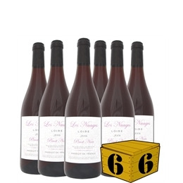 Les Nuages Pinot Noir 2006 Red French Wine Reviews