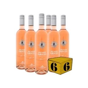 Photo of Lamberti Pinot Grigio Blush 2007 Italian Rosé Wine Wine