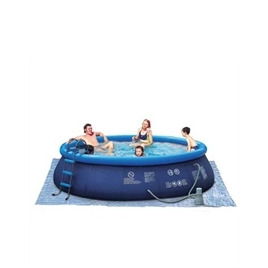 Quick and Easy Pools 8ft Reviews
