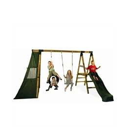 Macaque Swing+Tyre+Play Tent+Play Deck+Slide Reviews