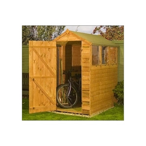 Photo of Cornwall 6X4 Overlap Apex Shed Shed