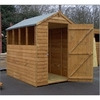 Photo of 7X5 Overlap Apex Shed Shed