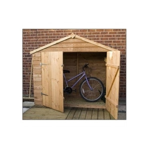 Photo of Overlap Bike Store Shed