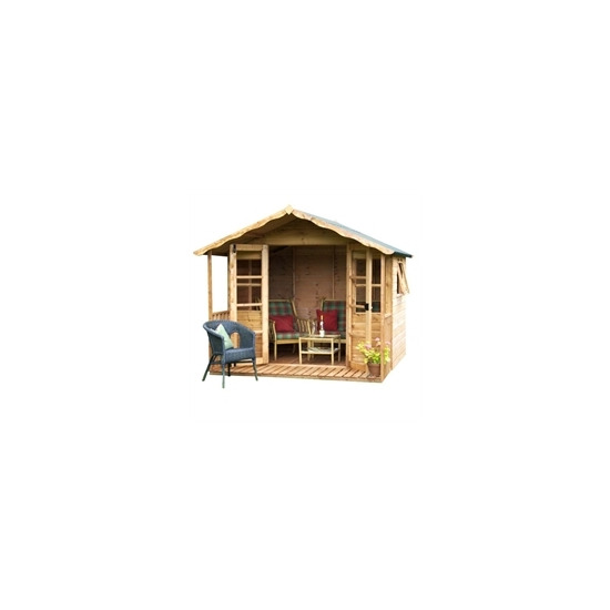 Wessex Summerhouse 8x8