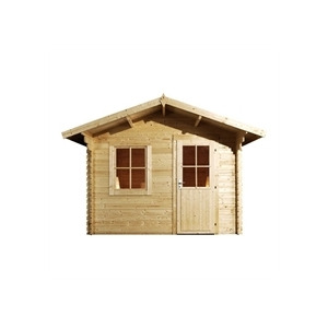 Photo of Davos Log Cabin 3MX2.4M Shed