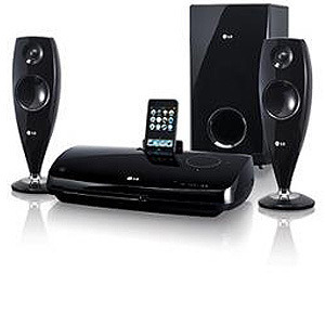 Photo of LG HT33S Home Cinema System