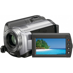 Photo of Sony HDR-XR106 Camcorder