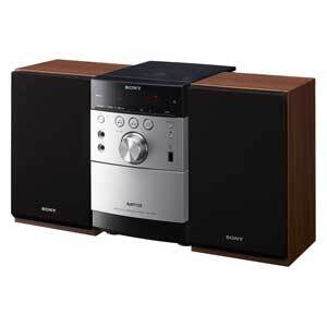 Photo of SONY CMT-EH25 HiFi System