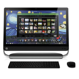 Photo of HP Omni 27-1010EA Desktop Computer