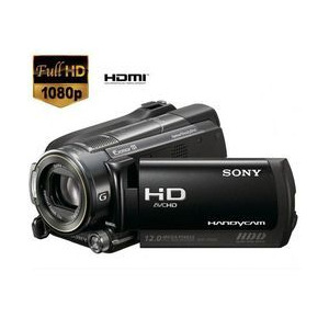 Photo of Sony Handycam HDR-XR500V Camcorder