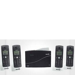 Dectsys 2200 Quad - 2 line DECT system