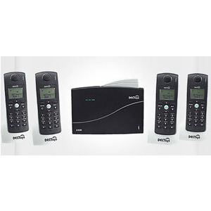 Photo of DECTSYs 2200 Quad - 2 Line DECT System Landline Phone