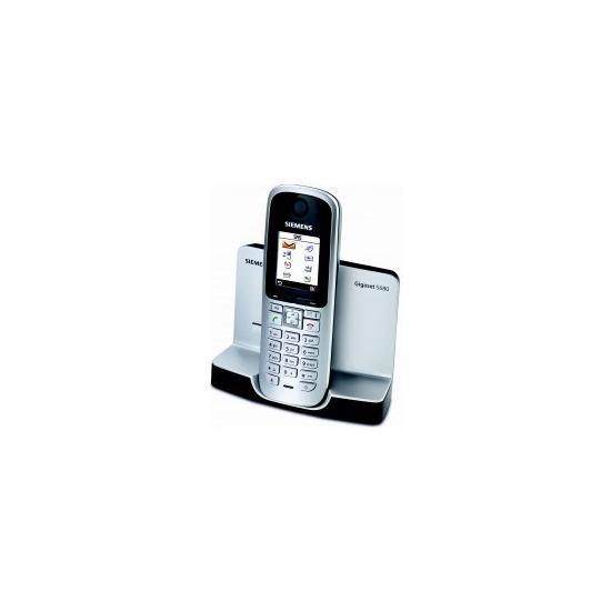 Siemens Gigaset S680 Bluetooth DECT phone