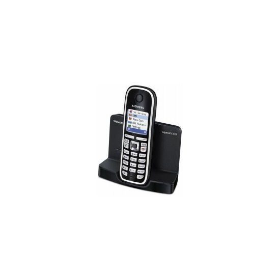 Siemens Gigaset C470 Cordless Phone