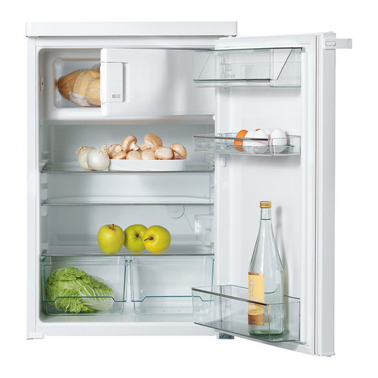 Miele K12012S-2 Undercounter Fridge - White