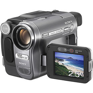 Photo of Sony DCR-TRV480 Camcorder