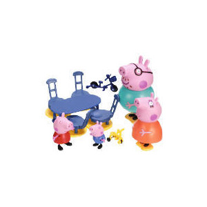 Photo of Peppa Pig Figure & Accessory Pack Toy