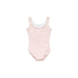 Photo of Dance Now Pink Sleeveless Cotton Lycra Leotard 6-8 Years Sports and Health Equipment