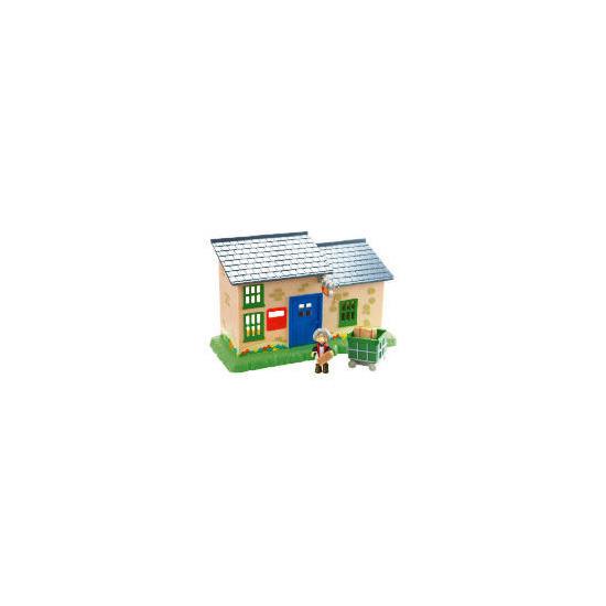 Postman Pat Mini Pat Playset