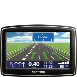 TomTom  XL IQ Routes edition UK and ROI Reviews