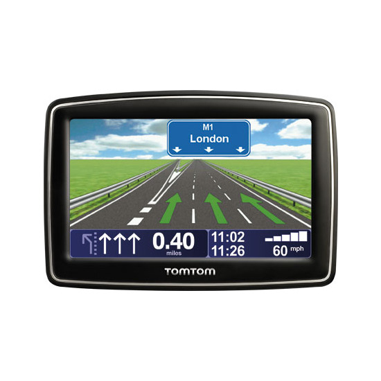 TomTom  XL IQ Routes edition UK and ROI