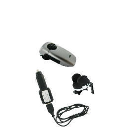 Bluetooth Driver's Pack includes Bluetooth Headset, an In Car Charger for the Headset and Universal Phone Holder Reviews