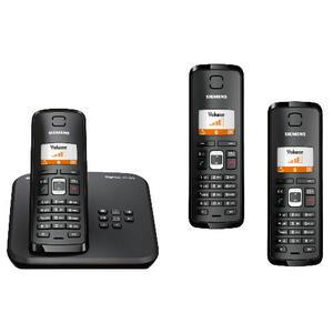 Photo of Siemens Gigaset CS385 Triple Landline Phone