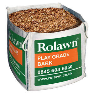 Photo of Rolawn Play Grade Bark 1X Tote Bag 1M3 Garden Equipment