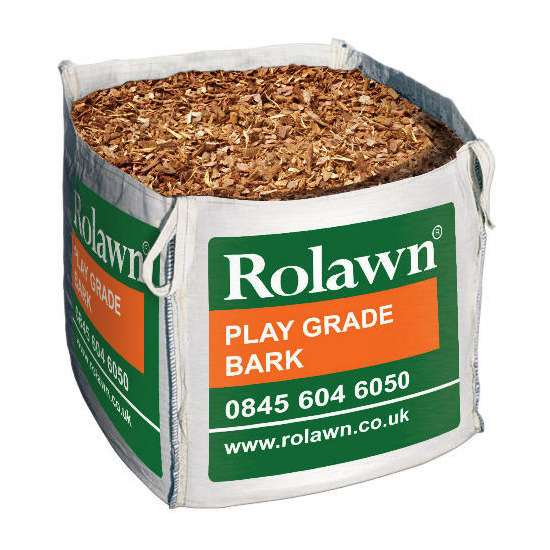 Rolawn Play Grade Bark 1x Tote Bag 1m3