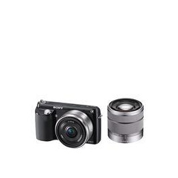 Sony NEX-F3 with 16mm and 18-55mm lenses Reviews