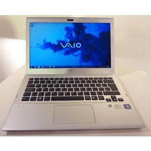 Photo of Sony Vaio SV-T1311M1E Laptop