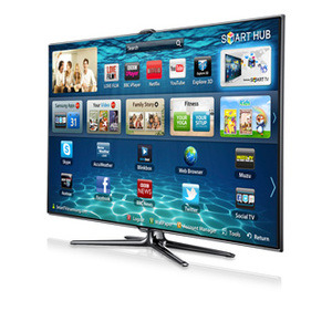 Photo of Samsung UE46ES7000U Television