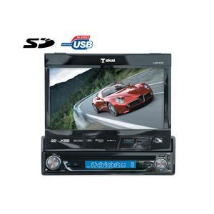 Photo of Tokai LAR-5701 DVD/MP3 USB/SD Car Radio Car Stereo