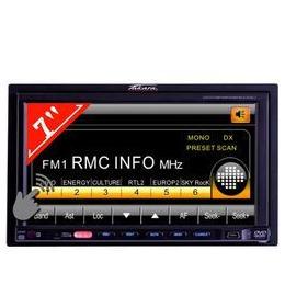 Takara CDD1117 Double Din Car Radio