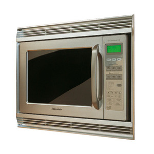 Photo of EBR5000W Microwave Build In Kit (White) Microwave