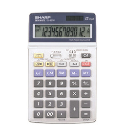 EL337C Desk Top Calculator Reviews