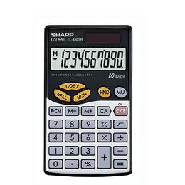 EL480SRB Hand Held Calculator Reviews